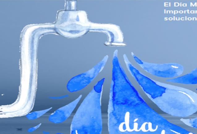 imagen de Síntesis y acción sensibilización del agua como recurso