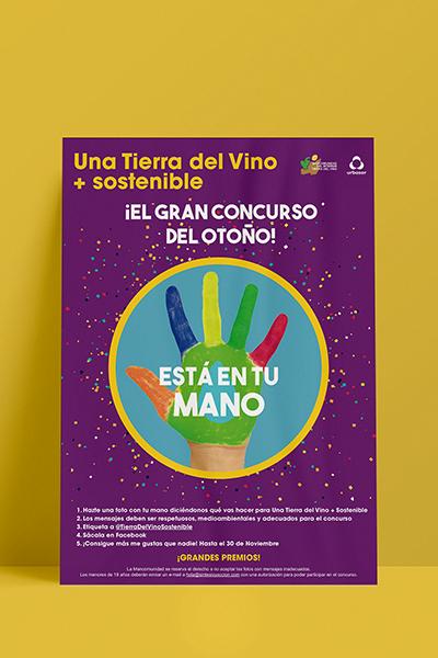 Imagen de Síntesis y Acción Tierra del vino folleto