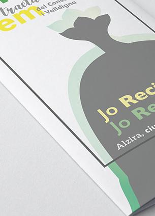 imagen de Síntesis y acción Jo recicle