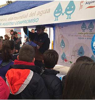Imagen Síntesis y Acción día del agua