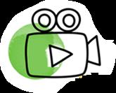 logo cámara